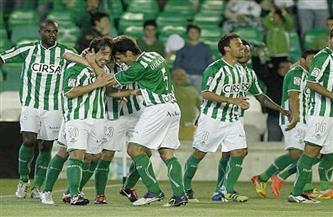 بيتيس يعزز حظوظه بالمشاركة القارية بالفوز على قادش في الدوري الإسباني