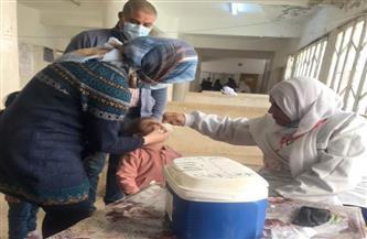 صحة كفرالشيخ: 63.8% حصاد أول أيام الحملة القومية للتطعيم ضد شلل الأطفال| صور