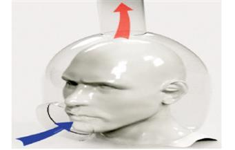 أحدث صيحات «كورونا».. قناع لمكافحة العدوى فى العيادات