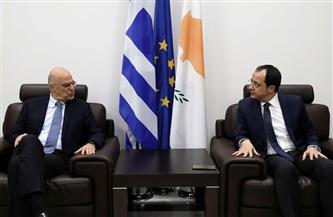 وزيرا خارجية قبرص واليونان يبحثان هاتفيا تطورات القضية القبرصية