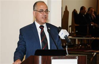 وزيرالري يوجه بالالتزام بالبرنامج الزمني لتأهيل الترع