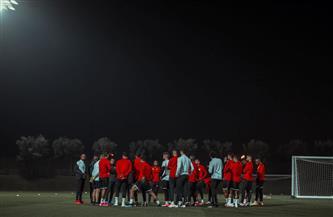 الأهلي يختتم استعداده اليوم لمواجهة الدحيل غدا بكأس العالم للأندية