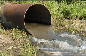 """""""الري"""" تدرس الاستفادة من مياه الصرف الزراعي بغرب الدلتا"""