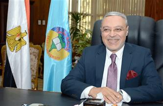 رئيس جامعة طنطا: دعم الرعاية الصحية لأعضاء هيئة التدريس والعاملين