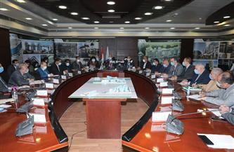 وزراء النقل والتنمية المحلية والثقافة يعلنون إطلاق المشروع العملاق  لخدمة أهالي المنصورة| صور