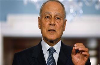 أبو الغيط: إنقاذ لبنان أولوية وعلى كافة الأطياف السياسية تنحية الخلافات وإعلاء مصلحة الوطن