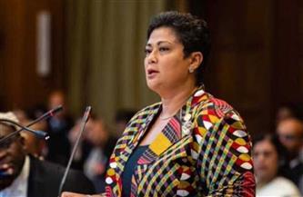 نميرة نجم تعلن فوز مرشحي مصر ونيجيريا وزامبيا وأنجولا بأربعة مناصب لمفوضي الاتحاد الإفريقي