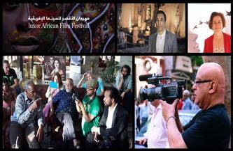 «الأقصرالإفريقي» يطلق استمارة ورشة صناعة الفيلم في إفريقيا| صور