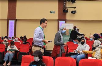 «الشباب والرياضة» تواصل فعاليات اليوم الثالث من برنامج «ريحانة»| صور
