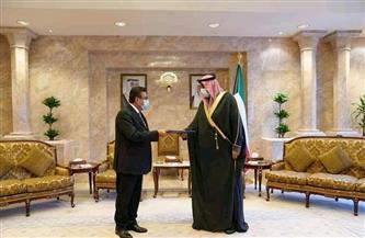 رئيس الوزراء يبعث رسالة خطية لنظيره الكويتي| صور