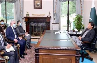 رئيس وزراء باكستان: العاصمة الإدارية نموذج يُقتدى به في تطوير البنية التحتية