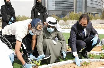 أمين عام الأخوة الإنسانية يشارك في تدشين حديقة للأخوة الإنسانية   صور