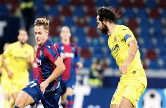 ليفانتي يقصي فياريال بهدف قاتل ويتأهل لنصف نهائي كأس إسبانيا