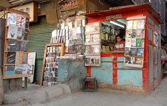 حديث الصور: «كشك» ثقافة إمبابة
