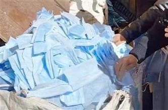 ضبط مندوب مبيعات بحوزته 3500 كمامة مجهولة المصدر قبل بيعها للمواطنين بسوهاج