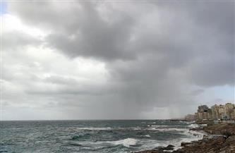 طقس غائم يغطي سماء الإسكندرية وأجهزة المحافظة تتأهب لهطول الأمطار  صور