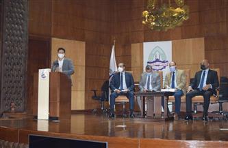 اجتماع طارئ بغرفة القاهرة لمناقشة مقترحات التجار حول اللائحة التنفيذية لقانون الضرائب الموحد   صور