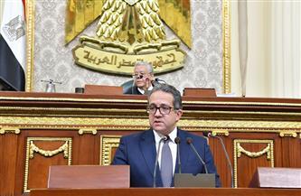 وزير الآثار: الدفع بمجموعة من التشريعات لمجلس النواب لتقويم المنظومة السياحية