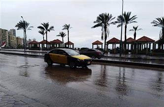 """""""الإسكندرية"""" تحذر مواطنيها من هطول أمطار اليوم"""