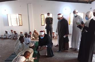 قافلة الأوقاف الدعوية في زيارة ميدانية لمدارس الساحة الكباشية بأم درمان | صور