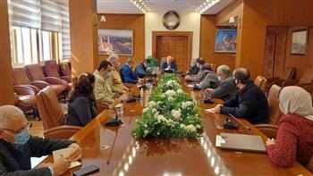 محافظ بورسعيد يُشيد بدور الجمعيات الأهلية ومؤسسات المجتمع المدني