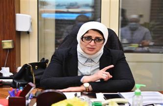 وزيرة الصحة تتابع سير الامتحان الأول لمزاولة الطب.. وتشدد على تذليل التحديات