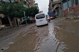 أمطار رعدية بعدد من مراكز الشرقية |صور