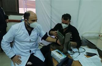 هيئة الرعاية الصحية: بدء تطعيم الأطقم الطبية بلقاح كورونا بمستشفيات عزل ببورسعيد |صور