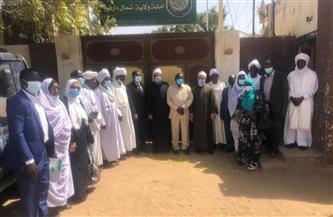 ديوان الزكاة بشمال دارفور يشكر مصر على اهتمامها بالخطاب الديني في السودان | صور