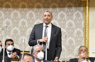 المستشار أحمد سعد الدين وكيل مجلس النواب ينعى النائب سعد الجمال