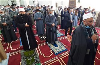 افتتاح 7 مساجد في الفيوم بعد إعادة تجديدها وفرشها  صور
