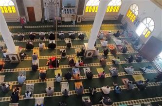 أوقاف دمياط تفتتح مسجد الإمام مالك في دمياط الجديدة| صور