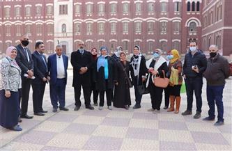 مديرية تعليم القاهرة تستقبل وفد وزارة السياحة والآثار لمعاينة المتحف التعليمي