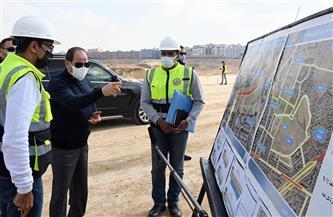 بعد تفقد الرئيس السيسي له.. كل ما تريد معرفته عن مشروع مركز النقل المتكامل