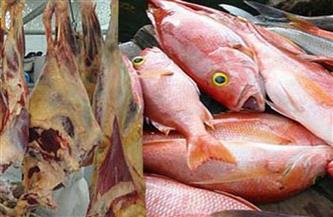 ضبط 61 طن أسماك ولحوم فاسدة و20 ألف قرص دواء مجهول بحملات تموينية