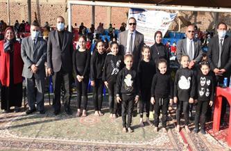 ختام فعاليات معسكر اتحاد طلاب جامعة سوهاج الرياضي الأول| صور