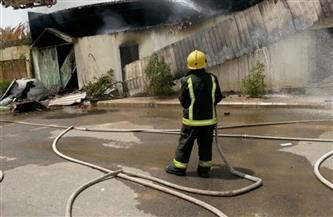 لصرف 4 ملايين جنيه من التأمين.. تاجر ونجله وراء إضرام النيران في مخزن أعلاف  بالشرقية