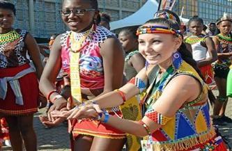 القمة الإفريقية تتحدى الكورونا بـ«التراث والفنون».. و«بوابة الأهرام» تكشف سر شعار الدورة الـ34| صور