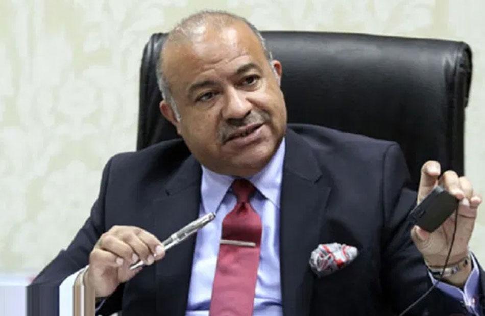 إبراهيم عشماوي  تريليون جنيه مساهمة التجارة الداخلية في الناتج الإجمالي