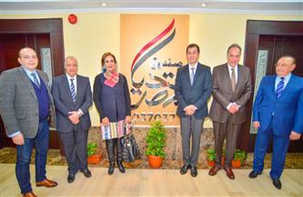 «الجمعية المصرية اللبنانية» تتبرع بـ1.2 مليون جنيه للمرة الثانية لتوفير «لقاح كورونا»