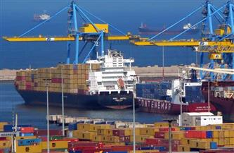 تصدير 6 آلاف طن بضائع  بموانئ البحر الأحمر