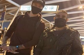 نجم منتخب كندا يصل القاهرة لدعم طائرة الزمالك