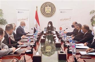 «التعاون الدولي»: مسئولون عراقيون يتطلعون لتعزيز العلاقات الثنائية مع  مصر