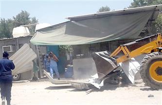 إزالة 812 إشغال طريق ومصادرة 84 شيشة في حملة بالبحيرة