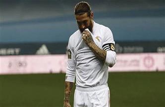 ريال مدريد يتلقى صدمة بإصابة قائده سيرخيو راموس