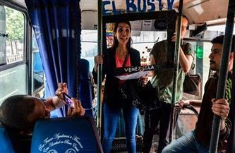 الحافلات تتحول إلى مراكز صرف للعملة في فنزويلا
