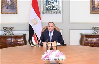 الرئيس السيسي: تجربة مصر الرائدة في تطوير البنية التحتية مثال يسعدنا مشاركته مع أشقائنا الأفارقة
