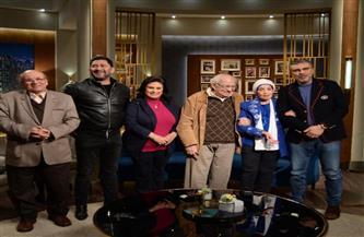 الليلة.. عمرو الليثى يستضيف أبطال مسلسل «المال والبنون» فى حلقة الذكريات على الحياة