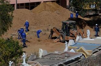تكدس الجثث في بوليفيا بفعل الموجة الثانية من كورونا