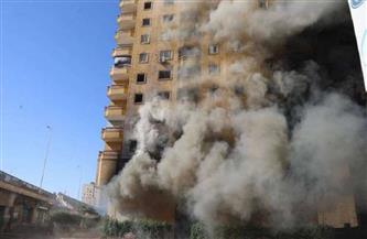 """حريق """"عقار فيصل"""" يفتح ملف المصانع والمخازن المخالفة.. و34 مادة تمنع كوارث أخرى"""
